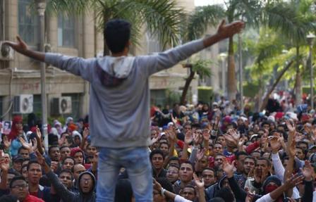 الحراك الطالبي داخل الجامعات المصرية: أين ذهب التلامذة يا عم حمزة؟