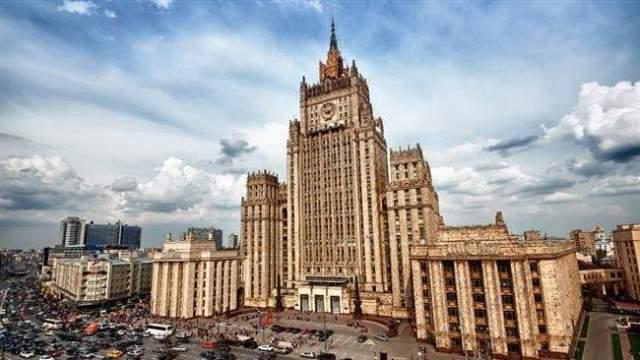 وزارة الخارجية الروسية: وضعنا خطة لتقديم المساعدة الإنسانية الطارئة إلى الشعب اللبناني
