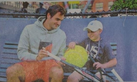 بتر القدم لم يمنع مارك كراجيكيان من ممارسة التنس