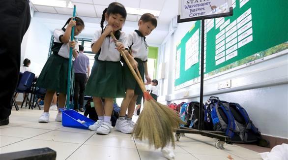 بالصور- ماذا يتعلّم أطفال اليابان في السنوات الأولى؟!