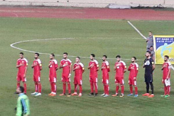 لبنان يهدر الفوز على فلسطين ودياً