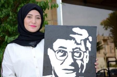 بث مباشر..افتتاح معرض الفنانة التشكيلية رندة زورغلي في مركز معروف سعد