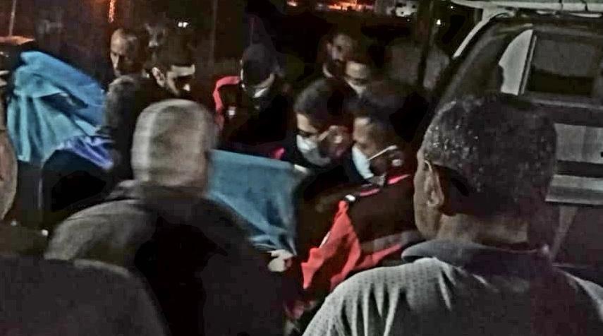 بالصور .. العثور على جثة في شواليق شرق صيدا