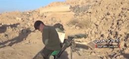 بالفيديو- استهداف