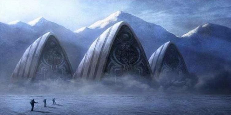 حضارة من قبل التاريخ مفقودة تحت جليد القطب الجنوبي!