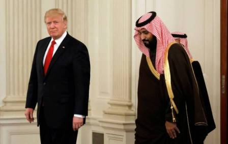 ترامب اتصل وطلب الافراج عن سعد الحريري