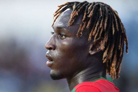 زيزينيو أفضل لاعب في افتتاح أمم أفريقيا