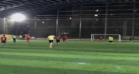 مباراة ودية في كرة القدم بين شباب البلد وحارة صيدا