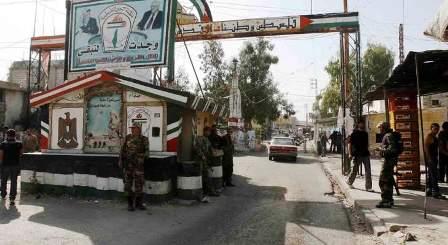 هيئة العمل الفلسطيني المشترك: اضراب عام واقفال مداخل مخيم عين الحلوة يوم الخميس