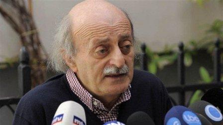 جنبلاط: ليت المعنيين يسمعون ما قاله ياسين جابر