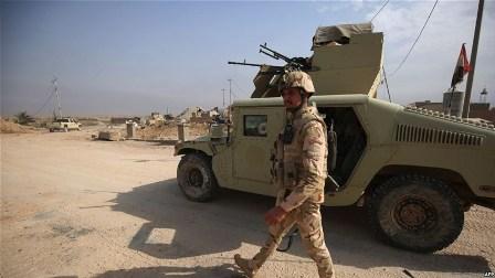 هجوم انتحاري غرب العراق يوقع عددا من القتلى