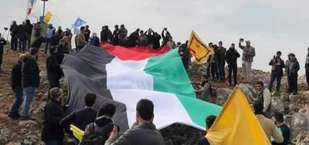 أنور الخليل زار منطقة كروم الشراقي في ميس الجبل