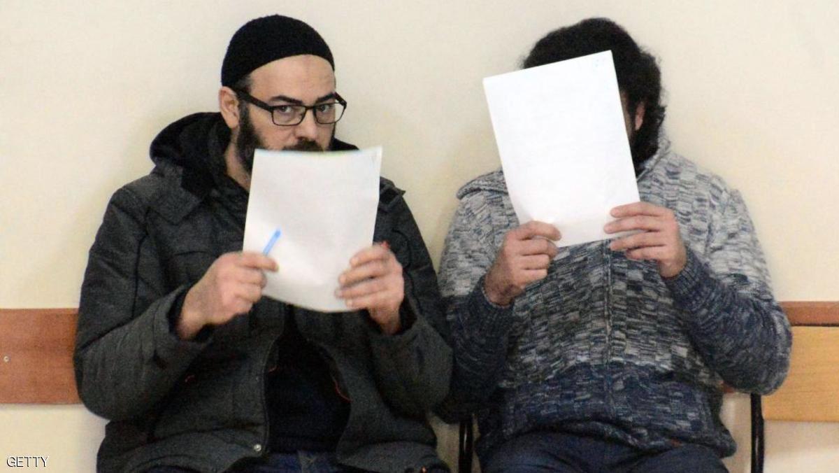 لبناني وعراقي يخططان لهجمات