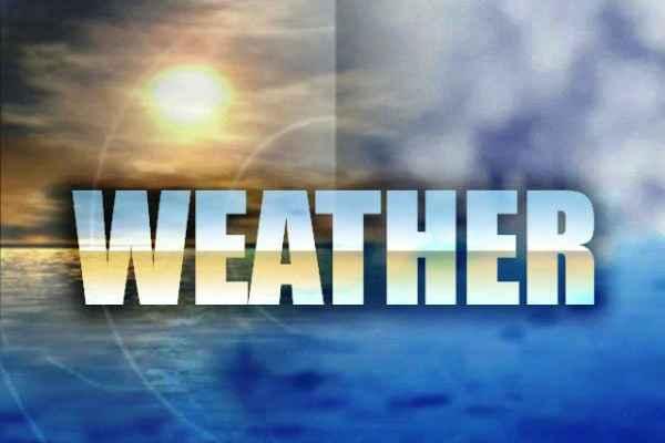 انخفاض بالحرارة غدا واحتمال برق ورعد وأمطار غزيرة فترة الظهيرة شمالا