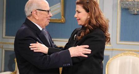 ماجدة الرومي ضيفة رئيس الجمهورية التونسي