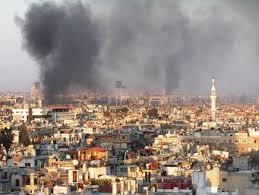 سانا: ارتفاع عدد ضحايا القصف الصاروخي التي اطلقتها المجموعات المسلحة على عدة احياء في مدينة دمشق الى 4 شهداء و 15 جريحاً