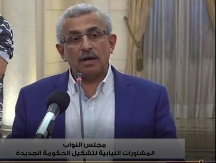 أسامة سعد بعد لقائه الرئيس المكلف: أولويات الناس أهم بكثير من تقاسم المقاعد الوزارية