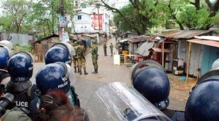 أربعة  قتلى بتفجيرين في بنغلادش