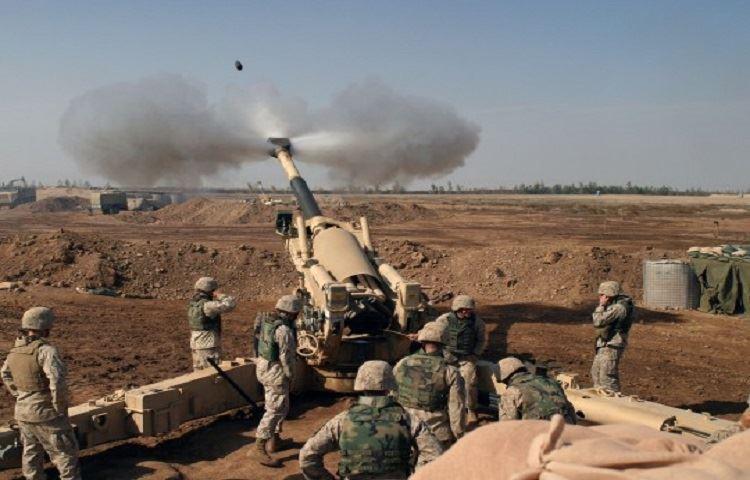 الجيش اللبناني يشعل جرود رأس بعلبك بالغارات والقصف!
