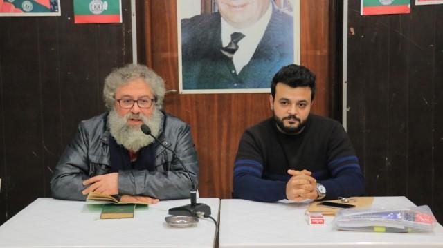 التنظيم الشعبي الناصري- فرع شمالي صيدا يقيم لقاءاً حوارياً تحت عنوان