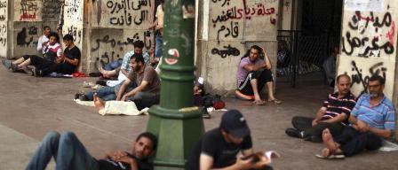 بطالة الشباب العرب الأعلى في العالم