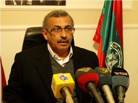 أسامة سعد: للبدء منذ اليوم بمعالجة متكاملة سياسيا وأمنيا واجتماعيا لأوضاع مخيم عين الحلوة لتحصينه في مواجهة المخاطر ولتجنب المزيد من الخسائر