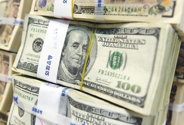 الدولار يتراجع بنسبة 0.3% إلى 94.4 نقطة