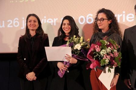 لاسن سلمت جائزة أفضل فيلم قصير من إخراج طلاب لبنانيين