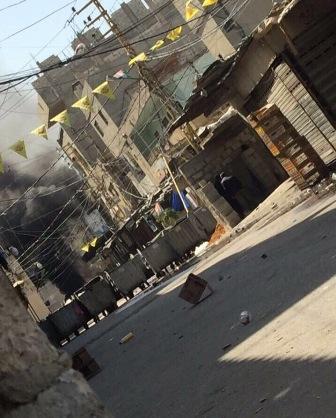 اشتداد الاشتباكات في عين الحلوة بين فتح ومجموعات إسلامية متشددة