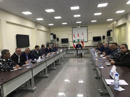 مجلس الأمن الفرعي في الجنوب منعقد الآن في سراي صيدا