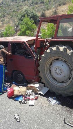 قتيل وجريح بحادث سير على طريق فرون الغندورية