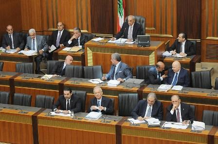 مجلس النواب صادق على 13 بندا من السلسلة