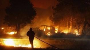 اجلاء 10 آلاف شخص مع اندلاع حريق جديد في جنوب فرنسا