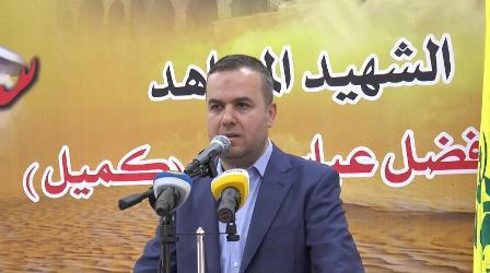 فضل الله:لا نميز بين التحرير في الجرود والتحرير في الجنوبالنصرة هزمت وسقطت امارتها والنصر يستكمل باخراج داعش واستعادة الاسرى