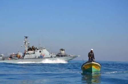 العثور على جثة صياد مصري مفقود في شباك بحارة من غزة
