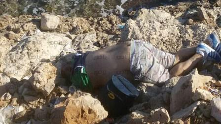 العثور على جثة شاب عند شاطىء البياضة