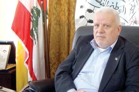 ابو العردات رحب بإعلان المصالحة الفلسطينية في مصر