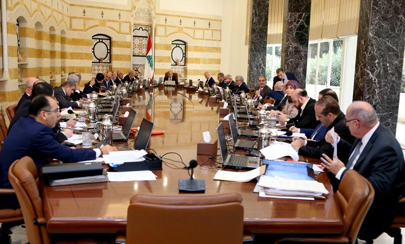 مجلس الوزراء عين مجالس ادارة ل 6 مستشفيات باستثناء مستشفى طرابلس