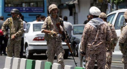 إيران تنجو من مجزرة في