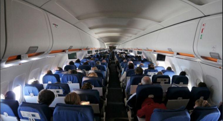 20 جريحا في طائرة قادمة من باريس!!