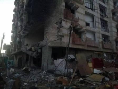 داعش أعلن مسؤوليته عن تفجير سيارة ملغومة في عدن