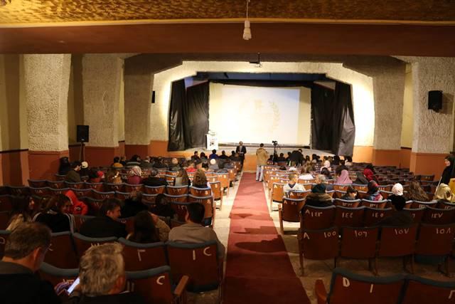 مسرح اسطنبولي يدعوكم لحضور فعاليات اليوم الثاني من مهرجان أيام صور الثقافية