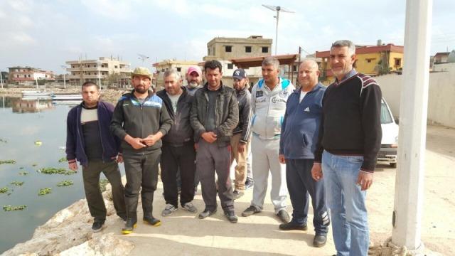 اعتصام للصيادين والمزارعين في العريضة