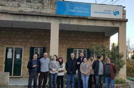 اضراب مفتوح لموظفي وعمال مياه القبيات عكار