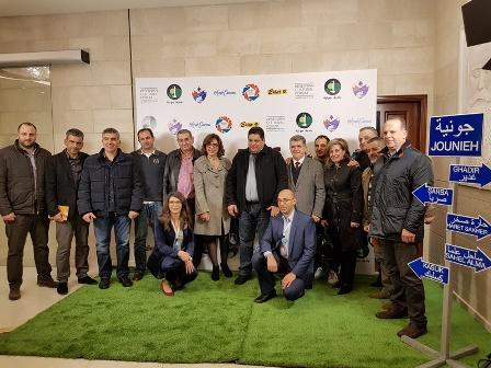 افتتاح مهرجان جونية السينمائي الدولي