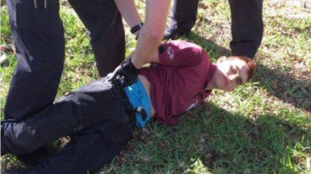 سبعة عشرة قتيلا في اطلاق النار داخل المدرسة في فلوريدا