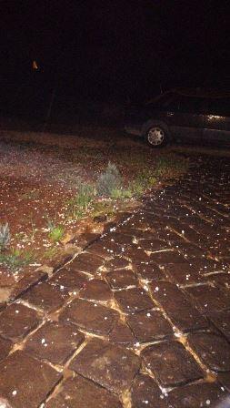أمطار في عكار وحبات برد في وادي خالد