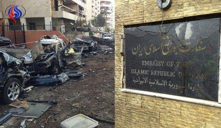اعتقال احد ارهابیي الهجوم علی سفارة ايران في بيروت