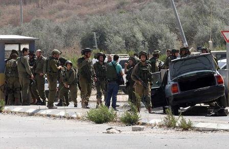 استشهاد فلسطيني برصاص الاحتلال في رام الله