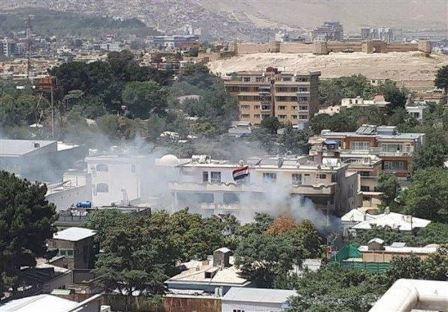 هجوم إرهابي يستهدف السفارة العراقية في كابل